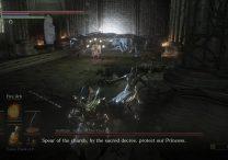 Ringed City Halflight, Spear of the Church Boss in Dark Souls 3