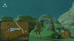 The Two Rings kass riddle solution location zelda