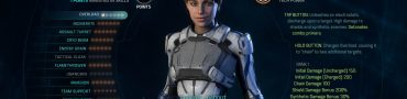 Training Pathfinder Profiles Skill Power Trio Mass Effect Andromeda