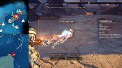 Trenitus Gordanus Dead Body Mass Effect Andromeda