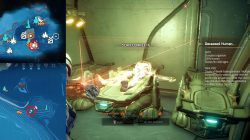 Where to find Dead Body Eos Quest Mass Effect Andromeda