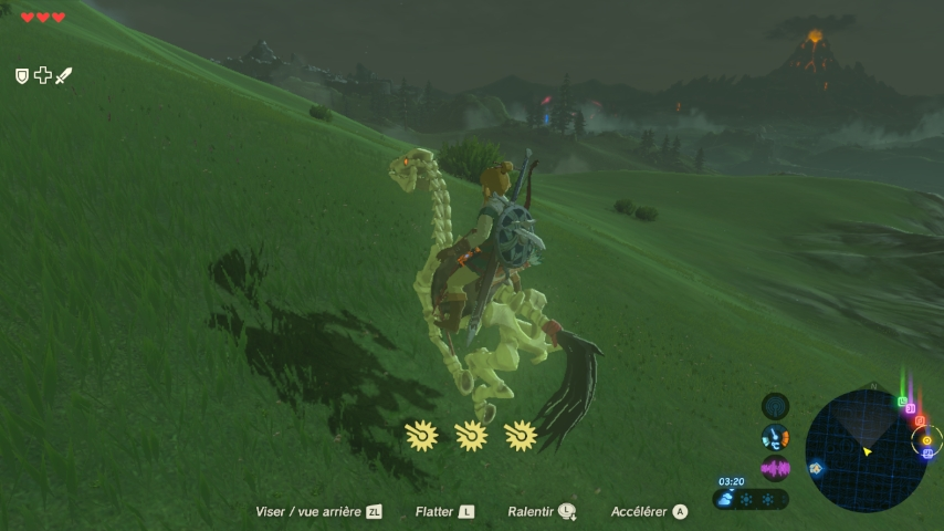 Zelda BOTW How to Get Skeleton Horse