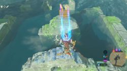 Zelda BOTW Zora Armor Helm Location