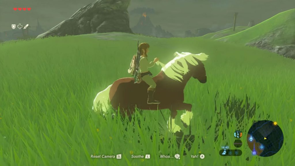 Zelda Breath of the Wild How to Get Epona
