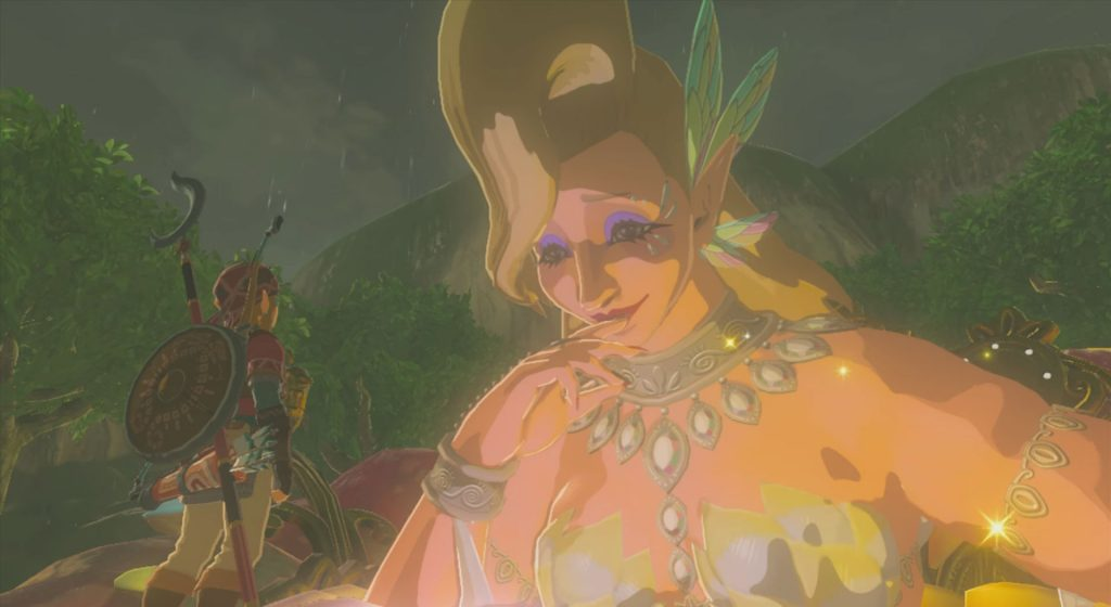 Zelda Breath of the Wild Where to Find All Great Fairy Fountains
