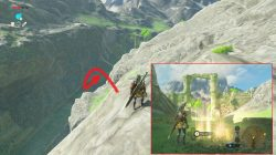 Zelda Breath of the Wild Photo 11 Location