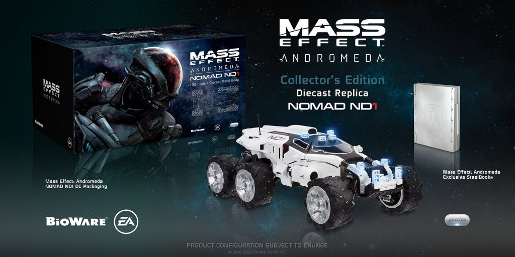andromeda collectors edition