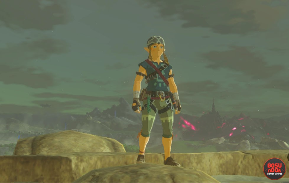 climbing armor set zelda breath of the wild