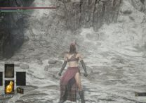 dark souls 3 ringed city desert pyromancer armor set