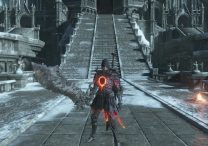 dark souls 3 ringed knight armor weapons