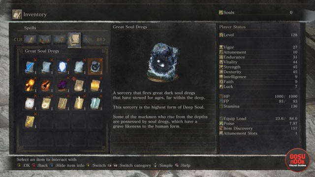 dks3 ringed city spells miracle sorcery pyromancy