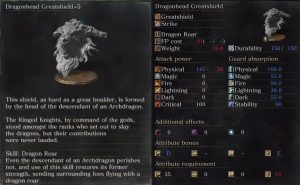 dragonhead greatshield dks3