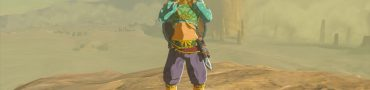 how to enter gerudo town zelda breath of the wild