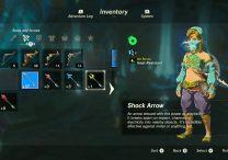 how to get shock arrows divine beast vah ruta quest