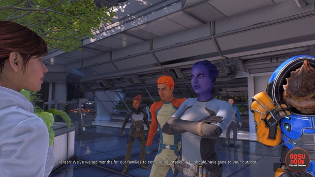 mass effect andromeda sleeping dragons side quest