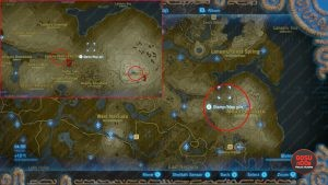 naydra dragon location zelda botw