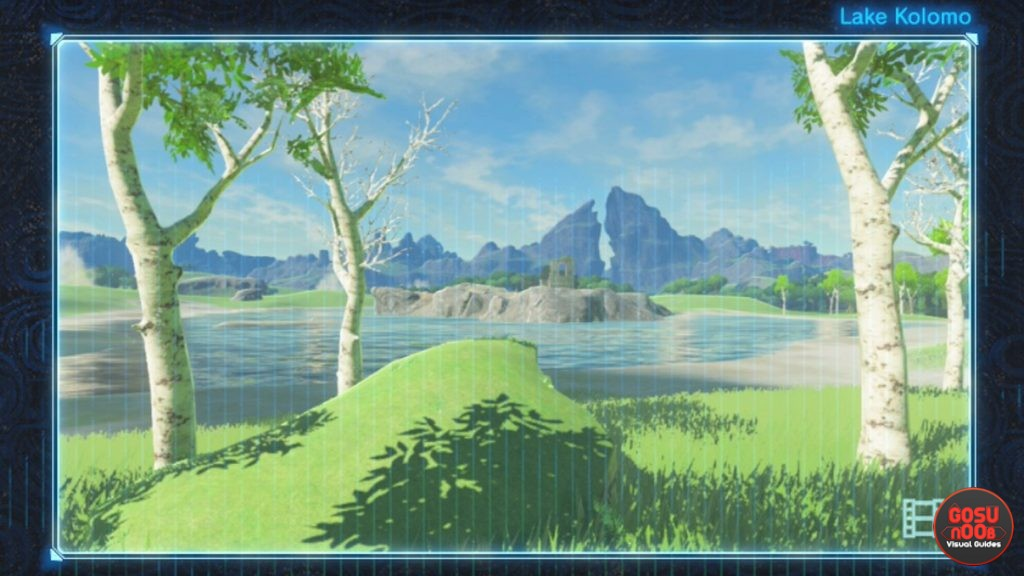 recovered memory 3 resolve and grief zelda breath of the wild