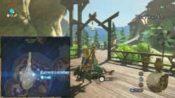 rito location for tarrey town zelda botw