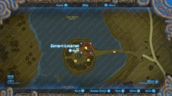 tarrey town secret vendor grante zelda botw