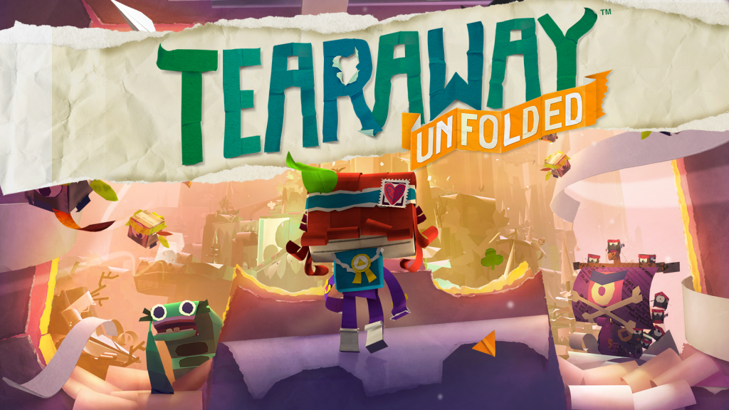 tearaway unfolded ps plus