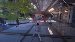 what to do with protestors me andromeda