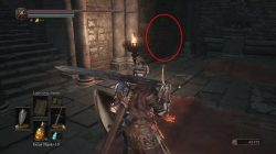 where to find illusory wall in dks3 dlc