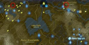 zelda botw stone talos locations