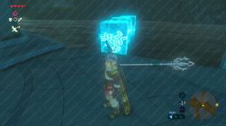 zelda breath of the wild zora trident