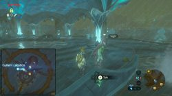 zora priest with name end son location zelda botw