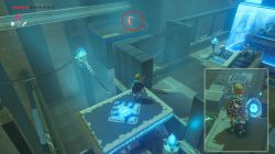 Dako Tah Shrine Treasure Chest Zelda BotW