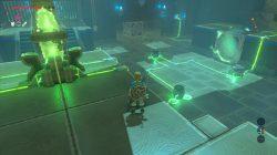 Daqo Chisay Shrine Solution Zelda BotW