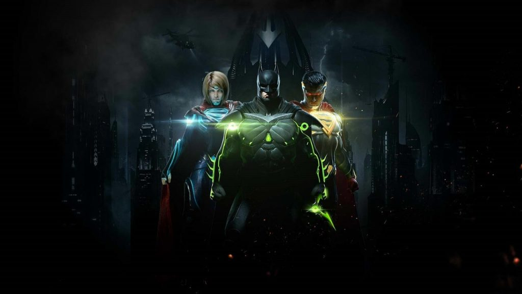 Injustice 2 Achievement List Reveals Surprise Character