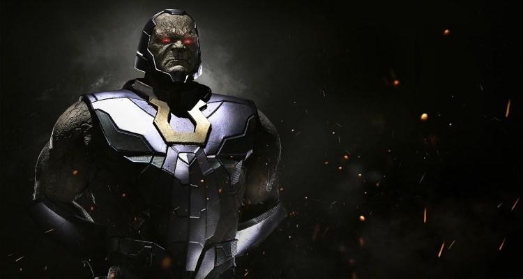 Injustice 2 Introducing Darkseid Gameplay Trailer Released