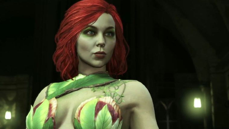 Injustice 2 Introducing Poison Ivy Gameplay Trailer
