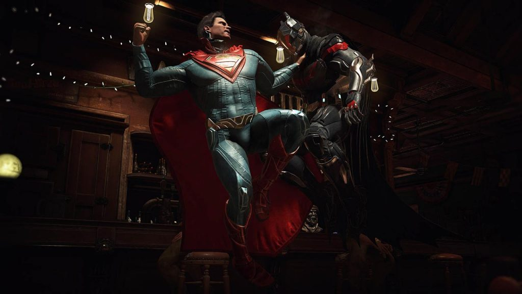 Injustice 2 Mobile Pre-Registration is Now Available