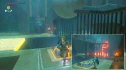 Kaam Ya'tak How to Open Gate Zelda BotW