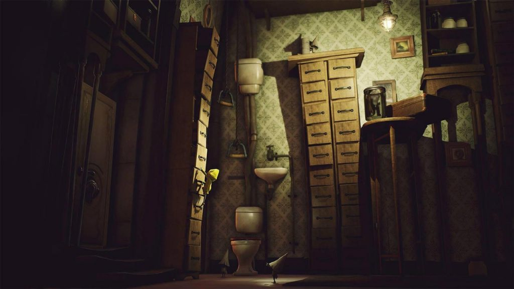 Little Nightmares Launch Trailer Released by Bandai Namco