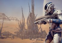 Mass Effect Andromeda Stays Number 1 in UK Charts