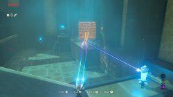 Mezza Lo Shrine Switch Zelda Breath of the Wild