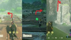 Misko The Great Bandit Side Quest Zelda BotW