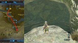 Misko the Great Bandit Treasure Location Zelda BotW