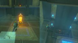 Missing Treasure Chest Kaam Ya'tak Shrine Zelda BotW