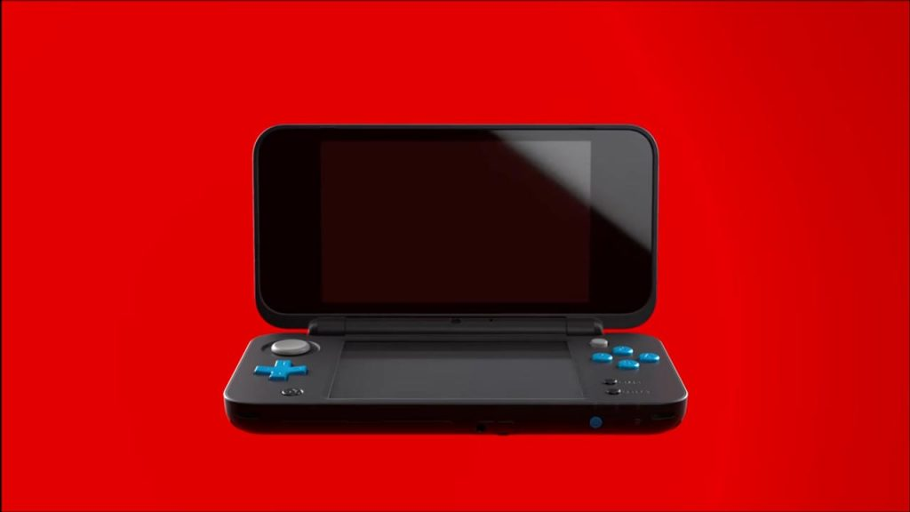 Nintendo Announces New 2DS XL, Launching in July