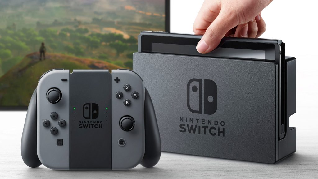 Nintendo Switch Manufacturing Cost Estimated by Teardown Company