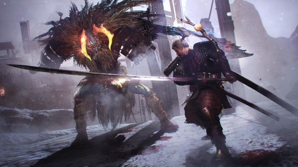 Nioh Dragon of the North Upcoming DLC Story Details