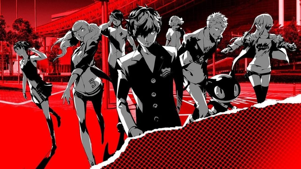 Persona 5 Debuts at Number 1 on UK Sales Charts