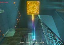 Shada Naw Metal Cube Zelda BotW