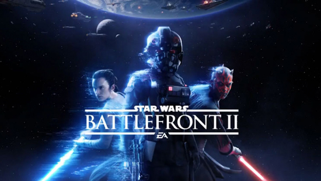 Star Wars Battlefront 2 Trailer Leaked, Shows Darth Maul, Rey & Kylo Ren
