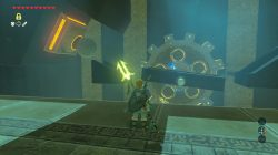 Zelda BotW Dunba Taag Shrine First Challenge