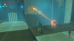 Zelda BotW Dunba Taag Shrine How to Hit Switch